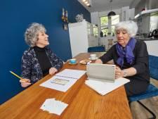 Gerda (69) en Maya (67) uit Gorssel aan de slag als verhuiscoach: 'Als het moet, zoeken we zelfs een geschikt huis'