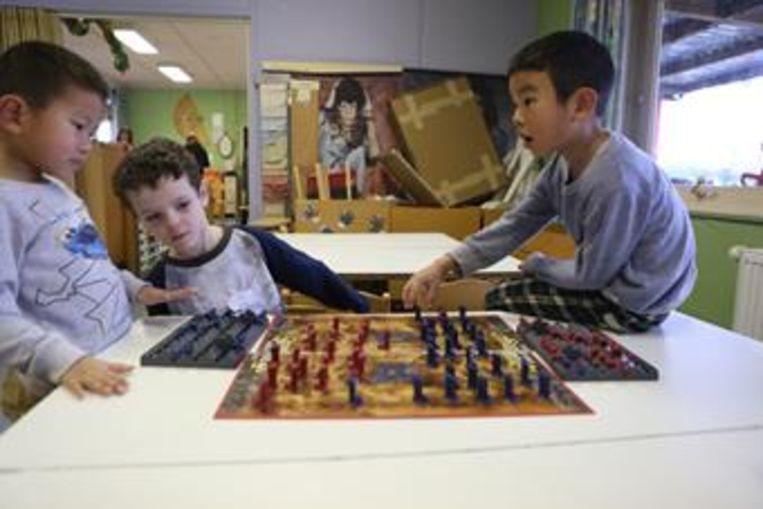 Buitenschoolse kinderopvang in Mol.