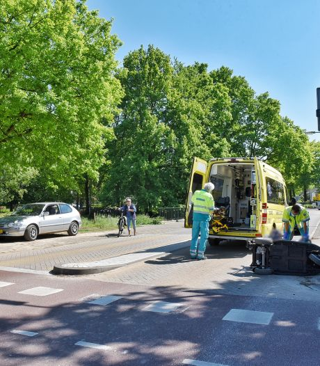 Oisterwijk komt met 'speciale borden' bij zijn linkste kruispunt: zes ongelukken in twee jaar tijd