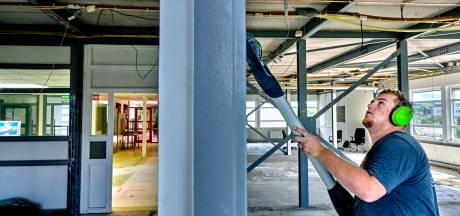 Walburg College in Zwijndrecht gebruikt zomervakantie voor verbouwing