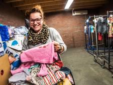 Evelyne Klerkx-Waijers krijgt Solidariteitsprijs van GroenLinks in Tilburg