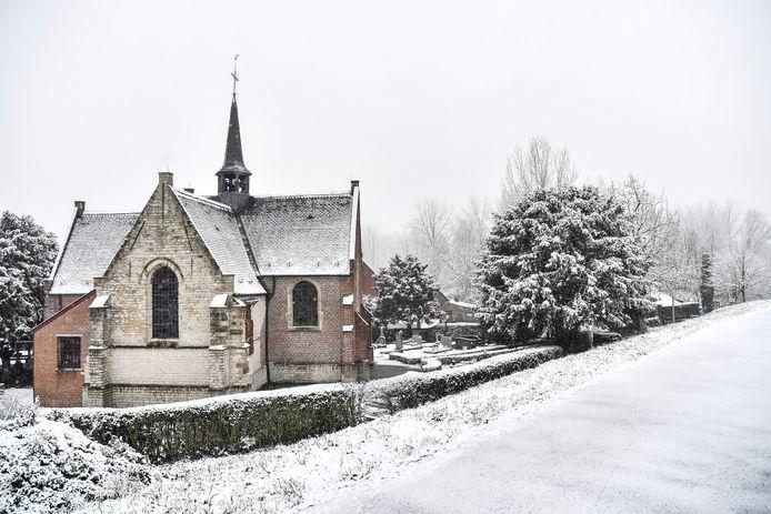 Kerk van Vlassenbroek.