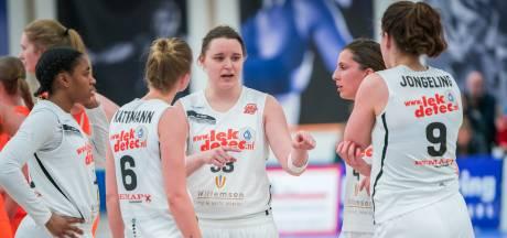 Basketbalsters uit Bemmel op jacht  naar halve finale om landstitel