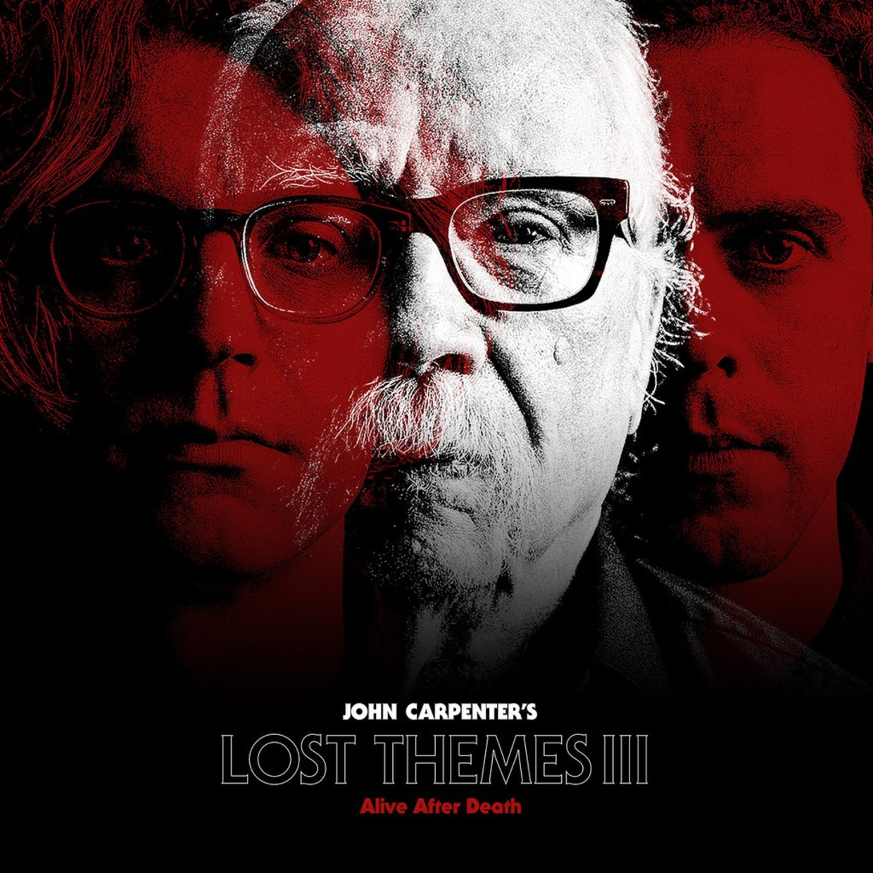 JOHN CARPENTER Lost Themes III: Alive After Death Beeld RV