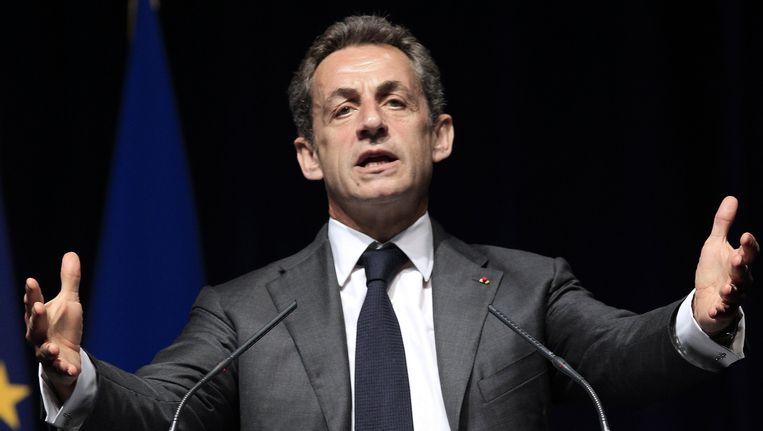 Nicolas Sarkozy nam het initiatief voor de nieuwe naam.