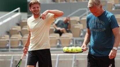 Haalbare kaarten voor Goffin en Mertens in eerste ronde Roland Garros - Coppejans op hoofdtabel, Minnen moet nog één wedstrijd winnen