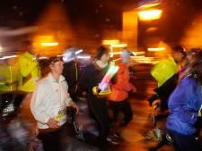 18 januari: Duizend lampjes lopen weer door de binnenstad van Hulst