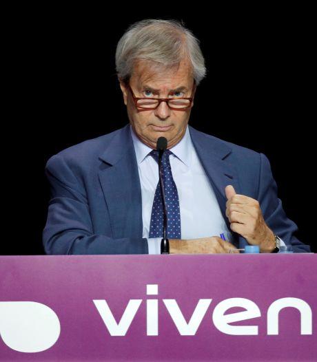Vivendi et Vincent Bolloré annoncent un projet d'OPA sur le groupe Lagardère