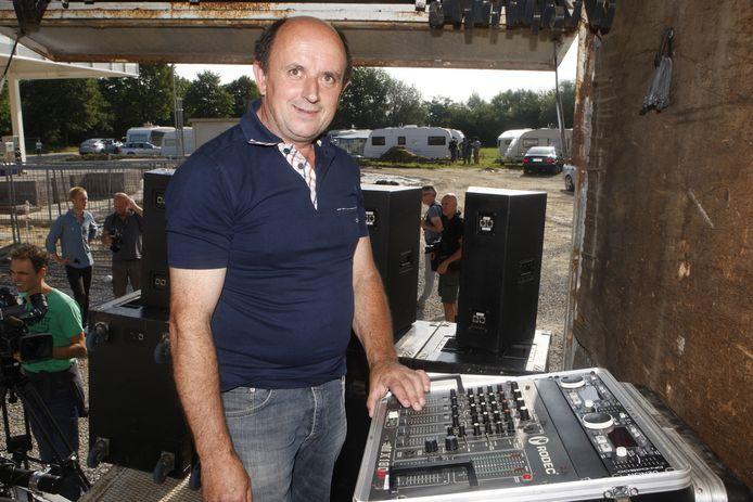 DJ Jos Thijs.