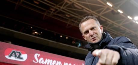 Van den Brom: AZ heeft Vitesse geweldig pijn gedaan