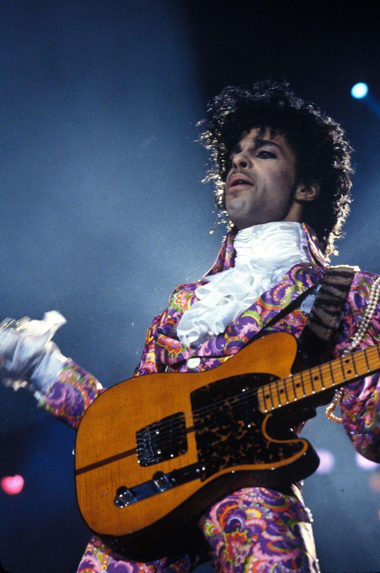 Prince was een van de slachtoffers van fentanyl. Beeld URW/LFI