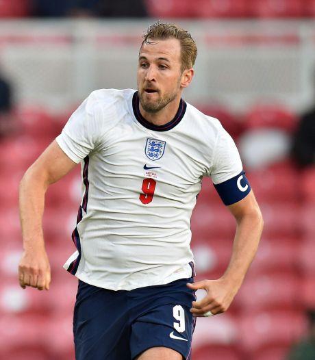 EK-kanshebbers: Engeland klampt zich vast aan Kane en een handvol golden boys