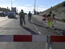 Strandweg succesvol op slot, maar illegale racers blijven overlast geven: Scheveningen is wel hoopvol