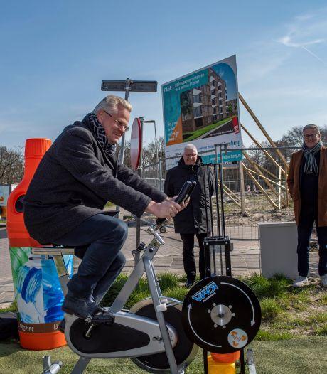 Bewoners keren terug nu wijk opknapt: 'Mooi dat ze trots hun roots in Vijverberg hervinden'