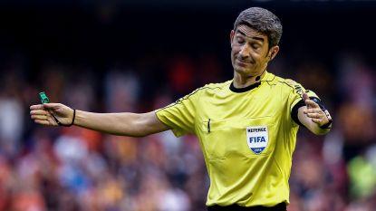 Spaanse ref voor Anderlecht op Old Trafford, RC Genk krijgt Schot over de vloer