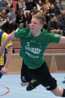 Handballer Niels Versteijnen van Tachos naar Bundesliga-kampioen
