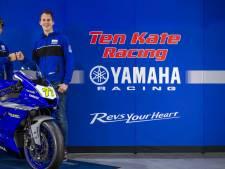 Aegerter gaat voor Ten Kate Racing uit Nieuwleusen starten in WK Supersport