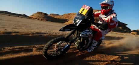 Le Dakar 2020 endeuillé par la mort d'un pilote de moto