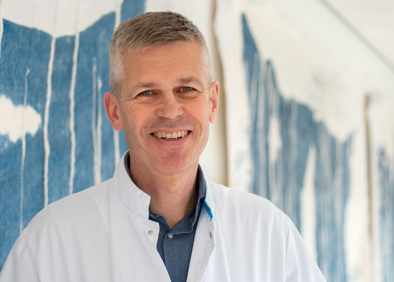 Erik Ranschaert, radioloog ETZ