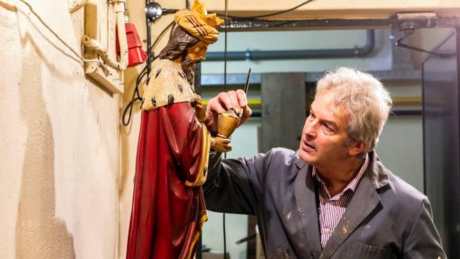 Hoe een kerststal tóch voor een warme kerst gaat zorgen in Naaldwijk