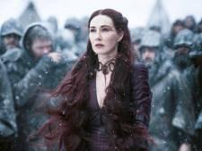 Carice van Houten wilde stoppen met acteren na Game of Thrones: 'Ik stond stil'
