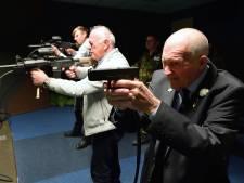 Veteranendag op Vliegbasis Woensdrecht: 'U bent zeker de papa van Lucky Luke'