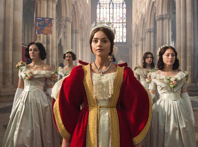 Jenna Coleman als Victoria.