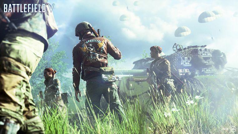 Battlefield V Beeld rv