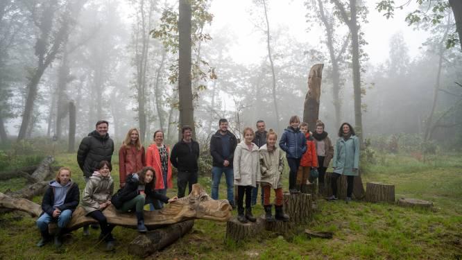 """Kleibos wordt na bomenkap uit veiligheid Wonderbos: """"Extra speelmogelijkheden en wandelpad"""""""