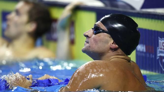 Zwemlegende Ryan Lochte kan zich niet kwalificeren voor zijn vijfde Spelen