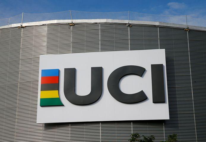 Het hoofdkantoor van de UCI in Aigle.