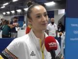 """Nina Derwael na 6de plek in allroundfinale: """"Ik heb er alles uitgehaald"""""""