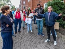 PvdA-leider Ploumen loopt zich in Utrecht warm voor het woonprotest: 'Sloop Croeselaan is totaal idioot'