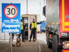 Veertien aangetroffen verstekelingen in havens Hoek van Holland en Europoort