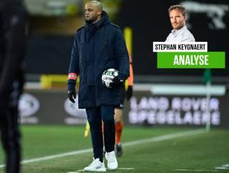 """Onze chef voetbal ziet Anderlecht plots weer niets klaarspelen: """"Kompany probeerde vanalles, tot de meest onlogische dingen"""""""