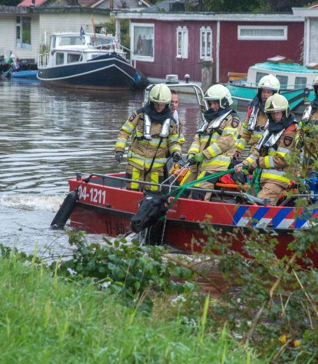 Drama in Steenwijk: paard sterft tijdens reddingsactie  van de brandweer