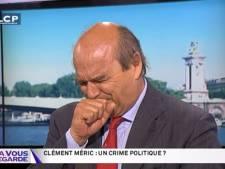 Clément Méric: un sénateur français en larmes sur un plateau TV
