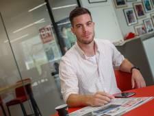 Tom is redactiechef Baronie: 'Iets dat leeft onder de lezers zoeken we uit'