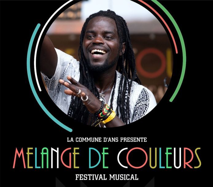 Nice Idée est la tête d'affiche du festival Mélange de Couleurs qui se déroulera à Ans les 21 et 29 août 2021.