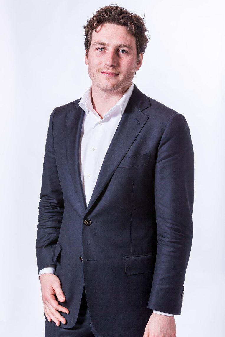 Reinier van Dantzig: 'De middenklasse wordt vergeten. Die heeft alleen een plekje buiten Amsterdam.' Beeld Rink Hof