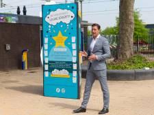 'Aftands' Station Steenwijk krijgt een make-over en iedereen mag meedenken: 'Het werkt gewoon, dat vind ik het belangrijkste'