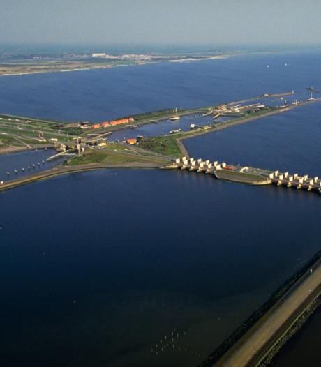 Voorjaarsnota: 40 miljoen naar verbreding sluizencomplex in Afsluitdijk