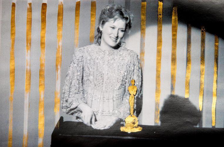 1983: Oscar voor beste actrice in Sophie's Choice Beeld Bettmann Archive