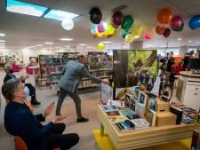 De Velpse bibliotheek is terug op Den Heuvel, maar mag vanwege corona nog niet open