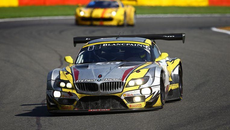 BMW bezette de eerste vier plaatsen in Oschersleben Beeld PHOTO_NEWS
