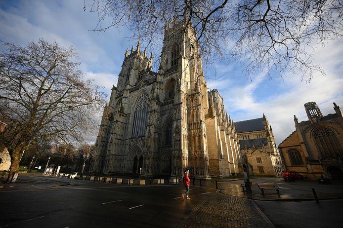 De lege straten in York: 'Op dit moment stort mijn wereld in elkaar'