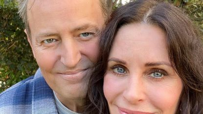Chandler en Monica veroveren Instagram