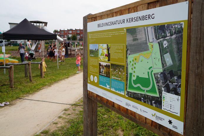 De Kersenberg in Nossegem werd zondag officieel geopend.