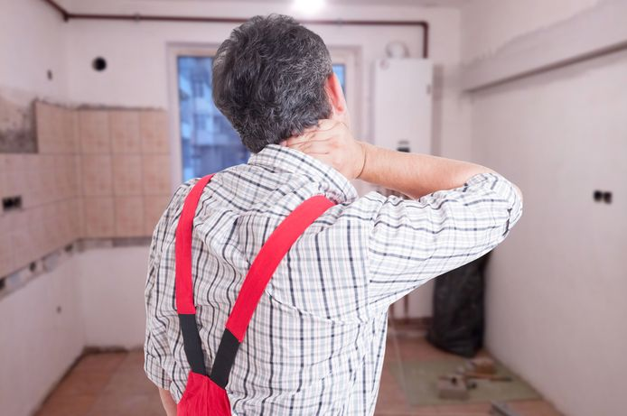 De hoge werkdruk zorgt voor meer ongelukken, stelt vakbond CNV.