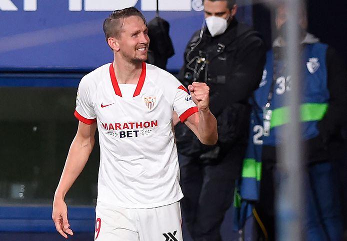 Luuk De Jong heeft nog een doorlopend contract bij Sevilla.
